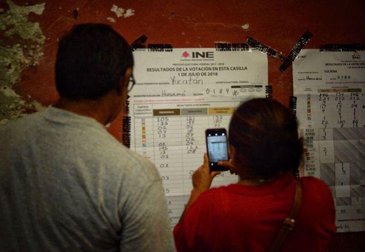 A partir de mañana inician los conteos oficiales en los 106 municipios del estado. (Foto: Victoria González/SIPSE)