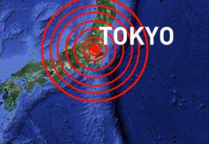 El sismo ha sido el más fuerte que se ha sentido en Tokio desde las réplicas del terremoto de magnitud 9 de marzo de 2011. (rt.com)