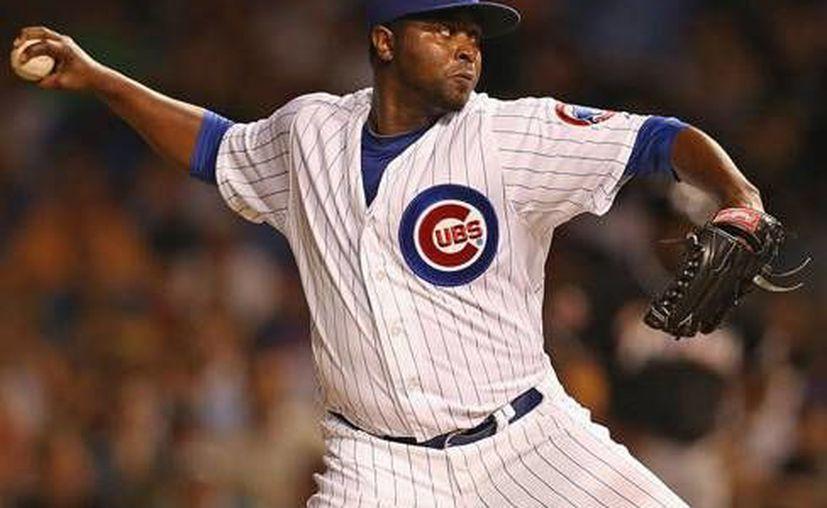 El lanzador Jairo Asencio jugó en Grandes Ligas con los equipos de Cachorros de Chicago, Baltimore, Atlanta y Cleveland.(Milenio Novedades)