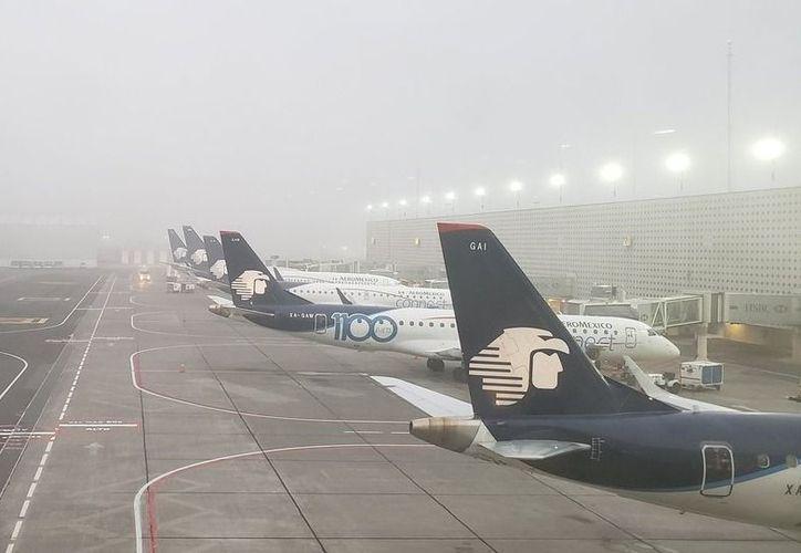 El estatus de los vuelos debe revisarse directamente con la empresa. (El Financiero)