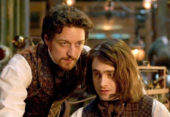 Daniel Radcliffe trata de compensar con un personaje demasiado calmo. (Contexto/Internet)