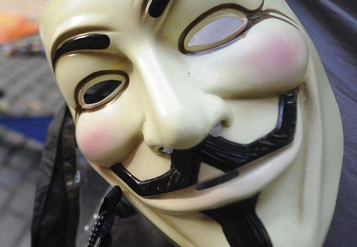 Anonymous comenzó a filtrar información sobre seguidores de ISIS. (EFE)