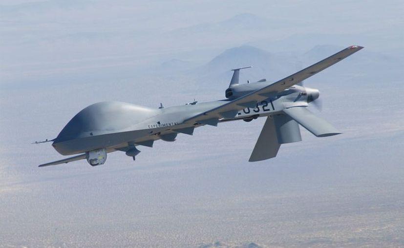 EU asegura no tener ningún 'drone' reportado como desaparecido. (Internet)
