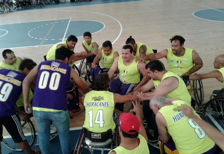 Se tienen registrados a más de 200 deportistas con discapacidad en Quintana Roo. (Daniel Pacheco/ SIPSE)