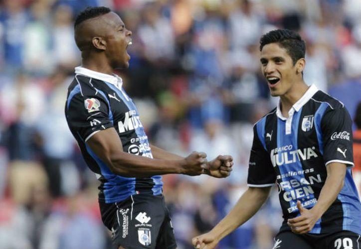 Fue Candelo quien con un gol le dio la victoria a los gallos. (Foto:  Contexto/Internet).
