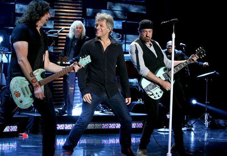 Bon Jovi es una banda estadounidense de rock, formada en Nueva Jersey, en 1983, por su líder y vocalista Jon Bon Jovi. (Contexto/Internet)