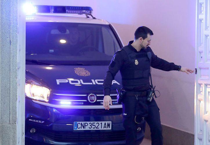 De acuerdo  a informes preliminares,  policía española cederá la extradición de los delincuentes a Francia, lugar en que se cometieron los crímenes.  (AP)