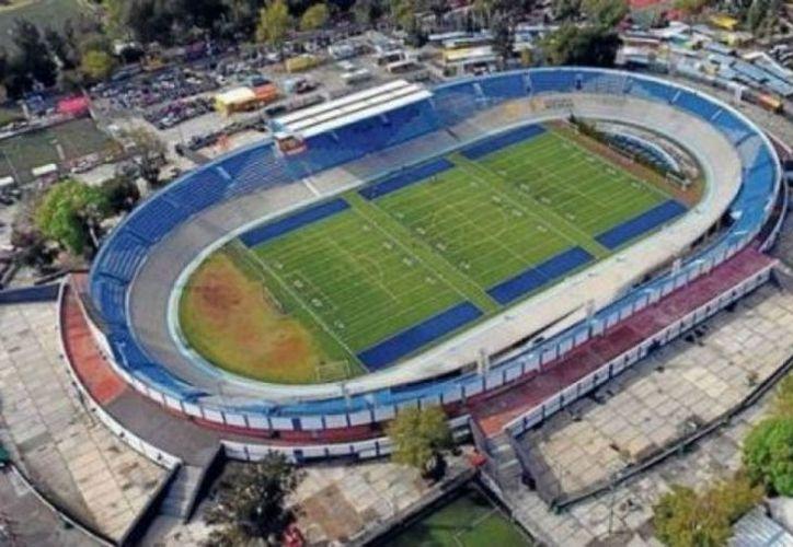La demolición del Estadio Azul fue anunciada para el lunes 2 de julio. (Foto: Proceso)
