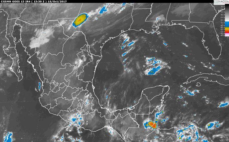 Llegará a Tabasco el frente frío número 4 y causará intensas lluvias