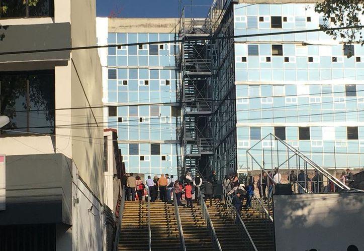 El sismo también fue perceptible en Chilpancingo, Acapulco y Puebla.