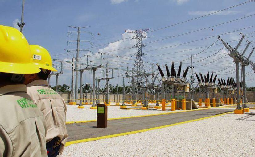 Desde febrero de este año, se realiza un diagnóstico del consumo de electricidad en las dependencias del Gobierno del Estado. (Novedades Yucatán)