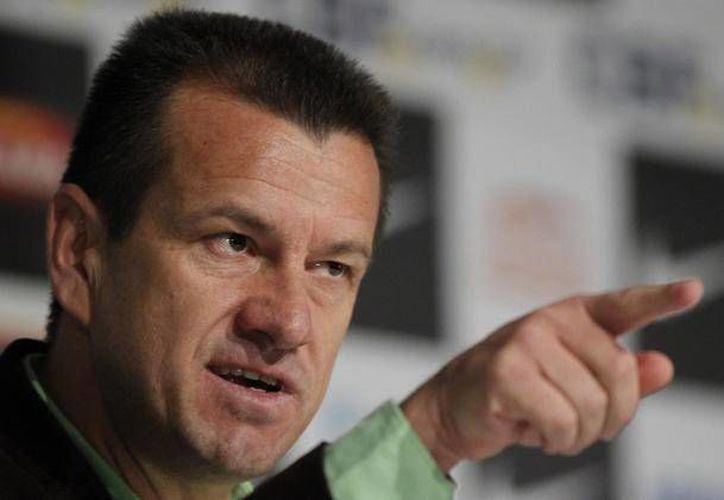 'Dunga' asumió el cargo de seleccionador después del Mundial de Brasil 2014. (AP)