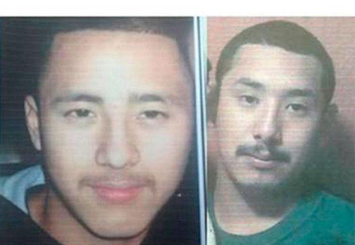 Imágenes de dos de los tres hermanos estadounidenses que desaparecieron en Tamaulipas. La PGR decidió atraer el caso, por considerarlo de interés federal. (Archivo/excelsior.com.mx)