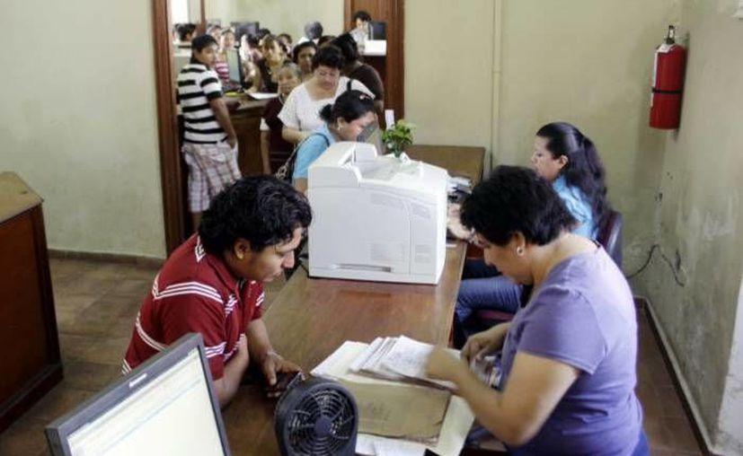 El 98% de los matrimonios que cada año se realizan en Yucatán ocurren en alguna de la Oficialías del Registro Civil. (Milenio Novedades)