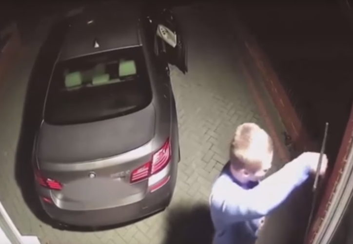 La Policía británica afirma que se trata de una banda que ha realizado varios robos. (Youtube)