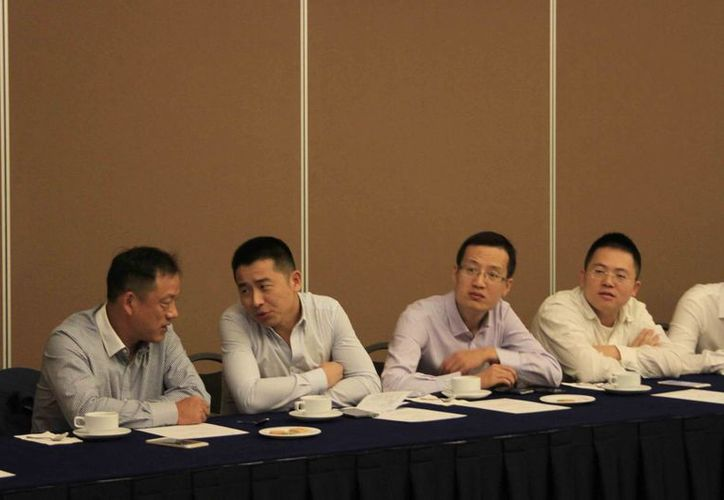 Empresarios chinos pretenden establecer un Parque Industrial de 100 hectáreas en el sur del Estado. (Harold Alcocer/SIPSE)