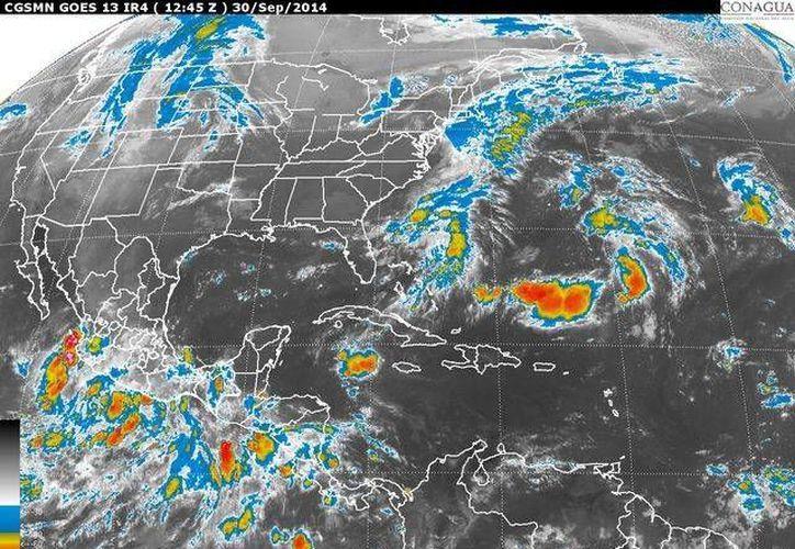 La temperatura máxima en Quintana Roo será de 33 grados centígrados. (Redacción/SIPSE)