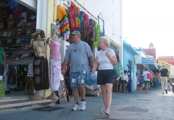 Cozumel carece de números reales de la cantidad de visitantes que recibe. (Marco Do Castella/SIPSE)