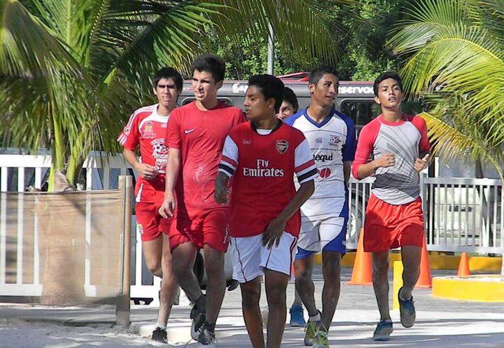 El próximo 7 de enero el equipo se estará reportando al campo de entrenamiento, para alistarse de cara a la segunda vuelta. (Ángel Mazariego/SIPSE)