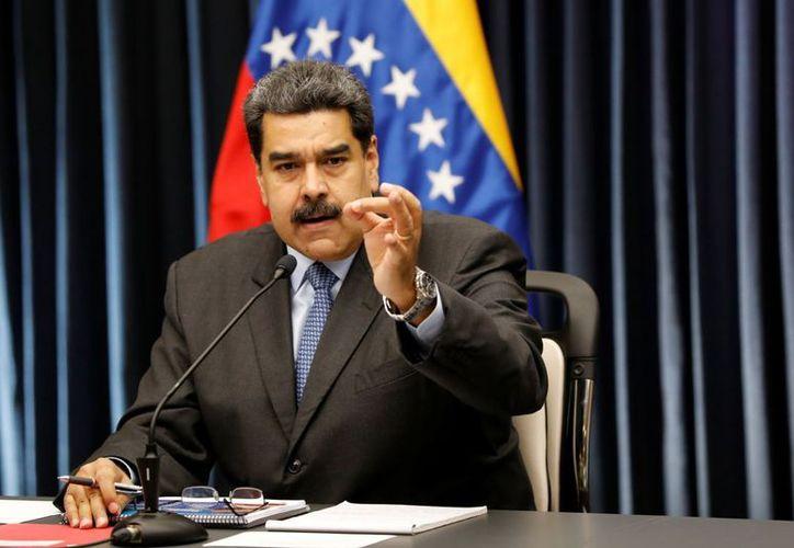 El Tribunal Supremo de Justicia de Venezuela solicitó a la Interpol la detención del actual presidente de dicha nación, Nicolás Maduro. (El Economista)