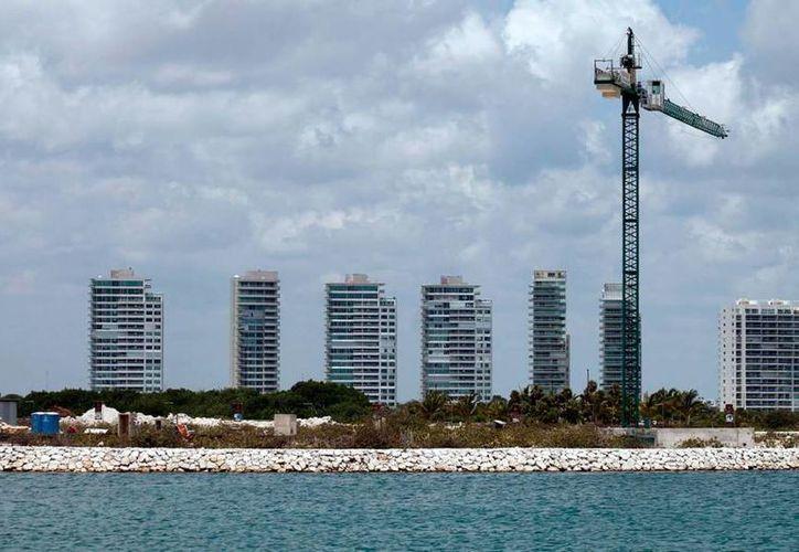 Los proyectos de los desarrollos en Puerto Cancún se encuentran listos. (Jesús Tijerina/SIPSE)