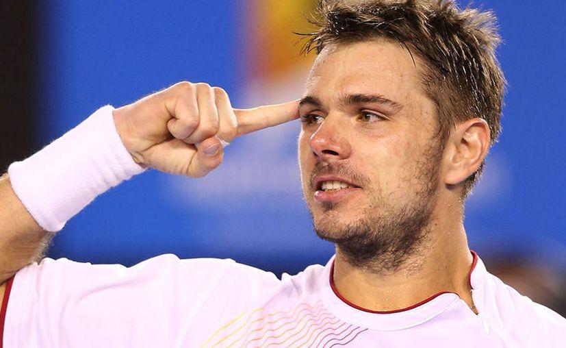 """El tenista suizo """"Stan"""" Wawrinka es el vigente campeón del Abierto de Estados Unidos. (Contexto/Internet)."""