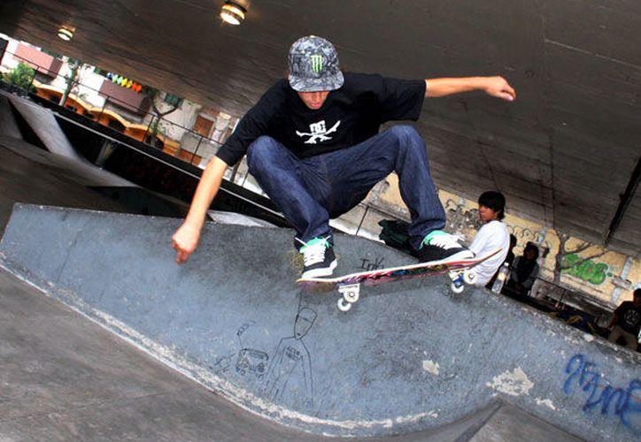 El atleta que pretenda clasificarse deberá de competir en los eventos avalados por el World Skate. (Contexto)