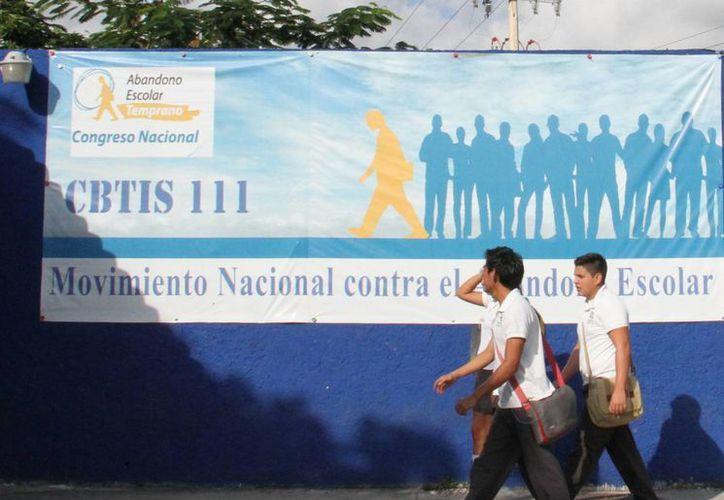 Se realizarán actividades que se ejecutarán de manera simultánea, con el objetivo de concienciar, capacitar y sensibilizar a los jóvenes sobre temas de riesgo. (Miguel Ángel Ortiz/SIPSE)