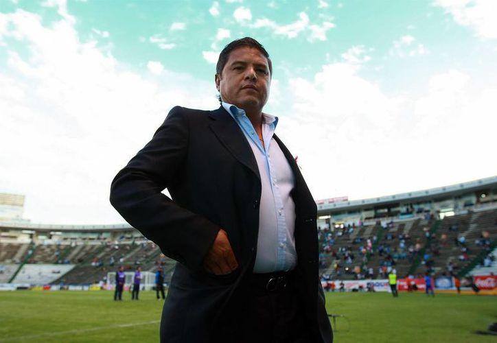 Daniel Castro dijo, sentirse ilusionado con el equipo, ya que tiene otra mentalidad y capacidad de trabajo. (jammedia.com)