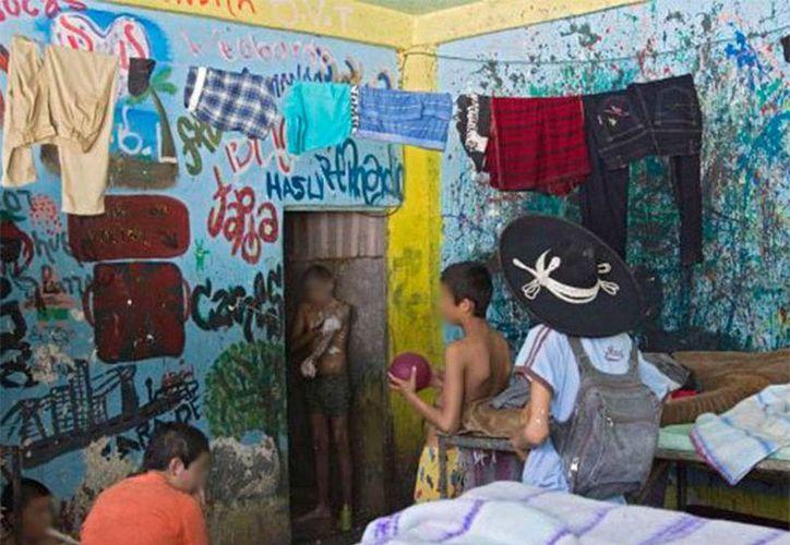 De los más de 500 niños que encontraron las autoridades en la casa-hogar La Gran Familia, al menos 48 ya salieron de ahí: fueron trasladados a Jalisco. (Imagen de contexto/excelsior.com.mx)