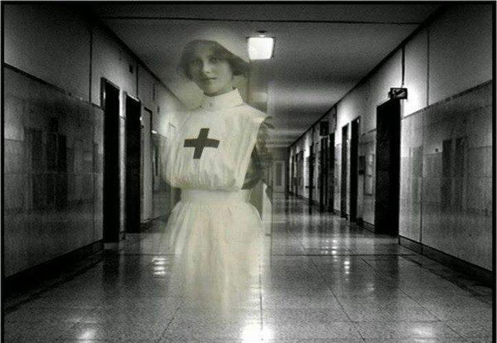 enfermeras fantasma en hospitales de yucatan ilustracion jorge moreno