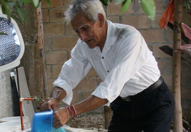 Crearán un espacio para albergar a los ancianos. (Adrián Barreto/SIPSE)