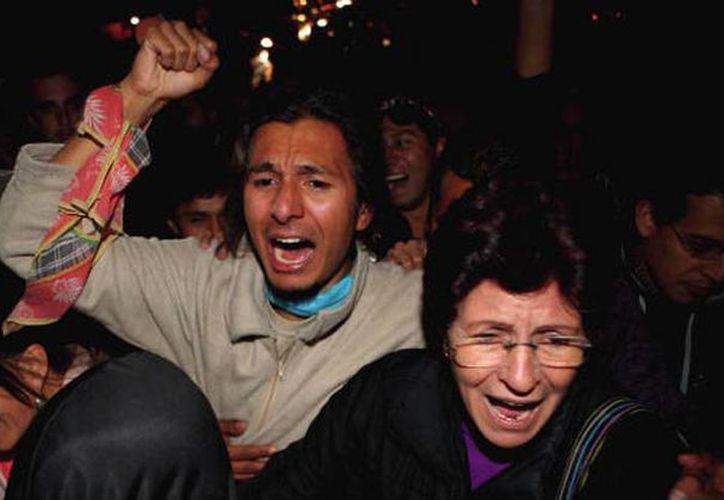 Bryan Reyes fue uno de los detenidos durante las protestas por la toma de posesión del presidente Enrique Peña Nieto. (Archivo/Agencias)