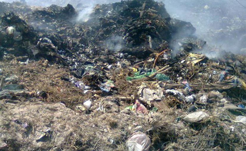 El volumen aproximado de residuos solidos que se tratarán en los tres municipios es superior a las 60 mil toneladas. (Archivo)