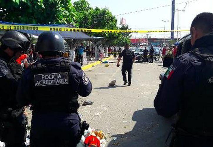 Los disparos se registraron alrededor de las 12:20 horas. (Milenio)
