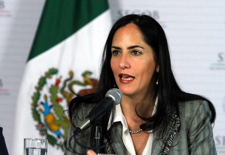 Lía Limón dijo que se creará una única lista nacional de desaparecidos. (Notimex)