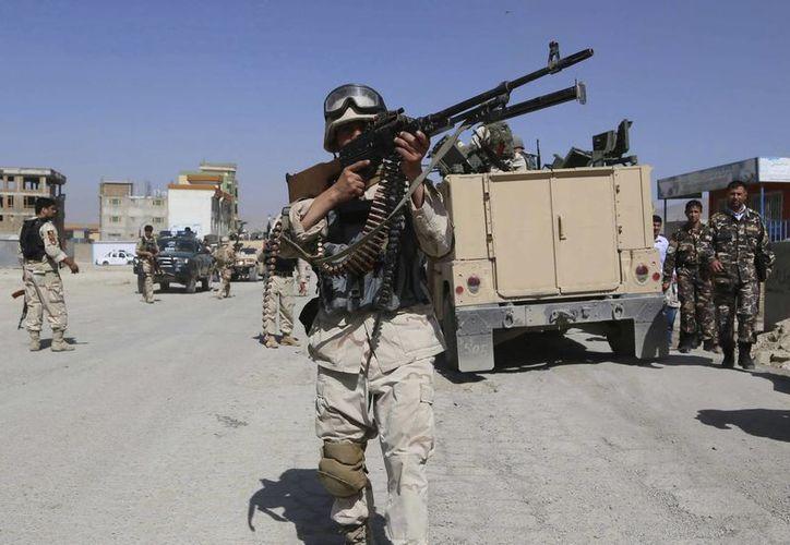 La violencia se desata luego de la entrega formal de la seguridad de todo Afganistán al gobierno por parte de la OTAN. (EFE/Contexto)