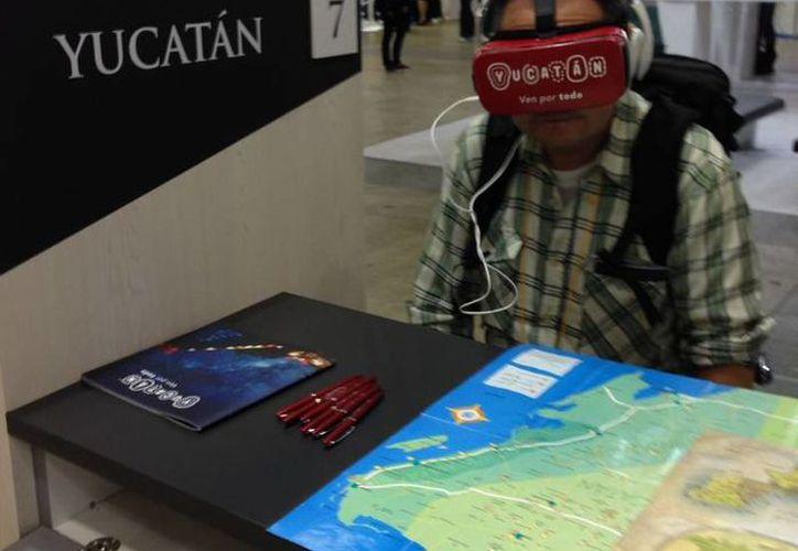 Yucatán participó en el JATA Tourism Expo Japan 2016, para promoción turística del Estado. (Cortesía)