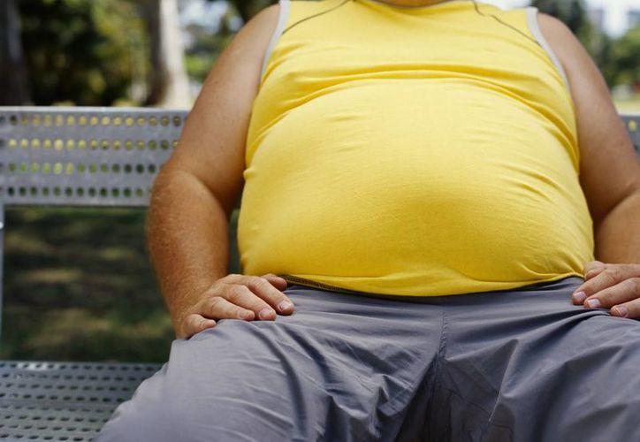 La obesidad es factor de muchas enfermedades. (Internet)
