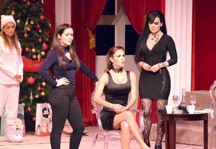 'Las Arpías' llegarán al Teatro de Cancún. (Zócalo)