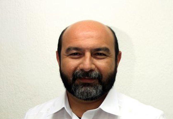 El presidente de la Junta de Coordinación Política, Luis Hevia Jiménez. (Christian Ayala/SIPSE)