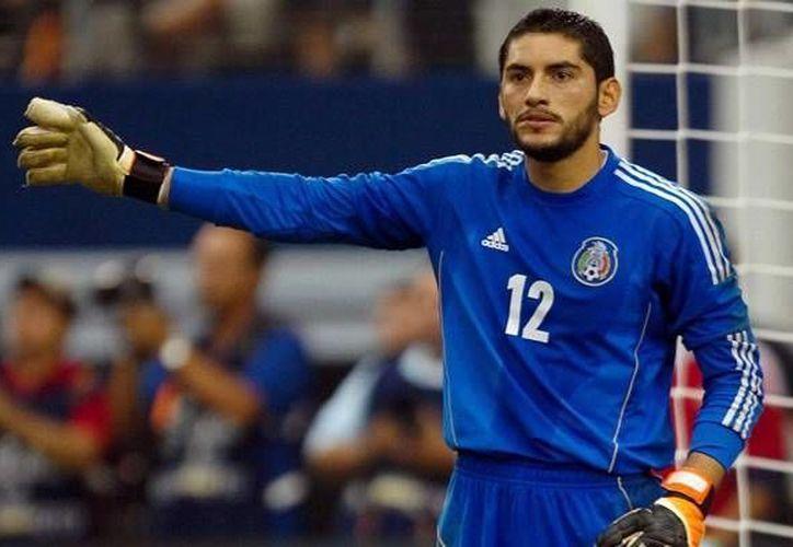 'Chuy' Corona es suplente en su segundo Mundial. Antes formó parte del Tri en Alemania 2006. (mediotiempo.com)