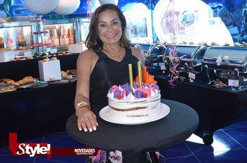 Sonia de la Peña festeja su cumpleaños