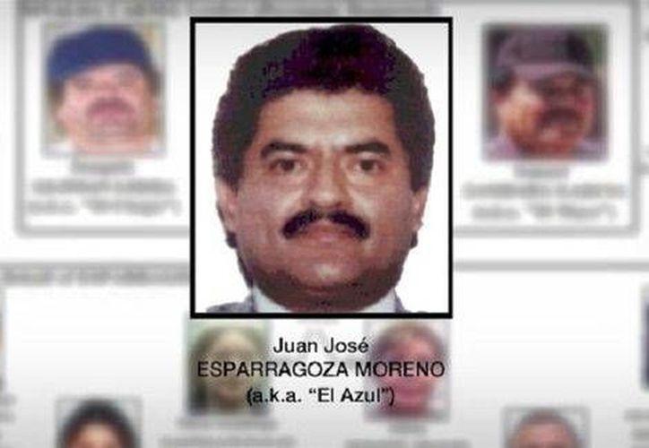 Juan José Esparragoza Moreno, 'El Azul', habría muerto en 2014. (Milenio)