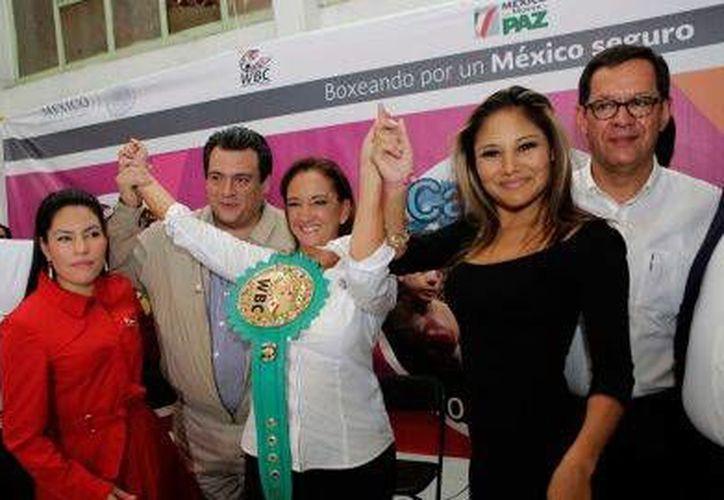 El programa inicio el 27 de octubre en el barrio de Tepito de la Ciudad de México; ahora se realiza en Quintana Roo. (Redacción/SIPSE)