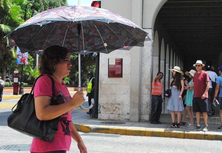 Pronostica el Centro Hidrometeorológico Regional de Mérida que las lluvias en agosto serían mucho mayores de lo habitual, pero en septiembre solo estarían 1 % arriba de la media histórica. (SIPSE)