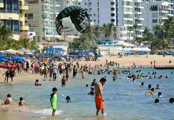 Las autoridades aseguran que la semana del Tianguis Turístico en Acapulco será 'espectacular'. (Archivo/Notimex)