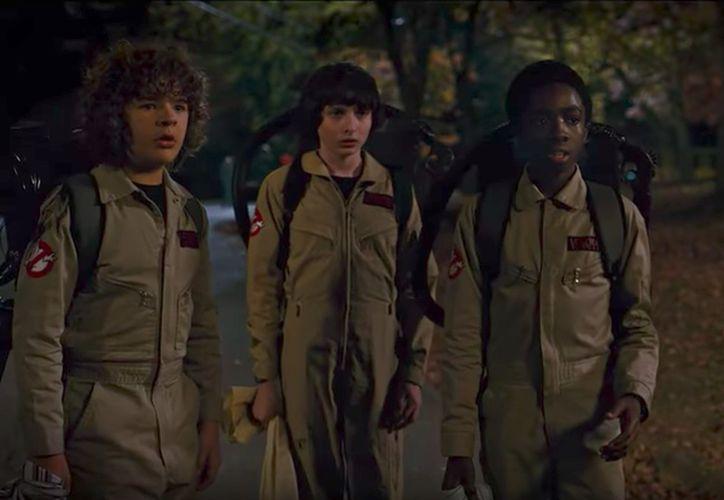 Stranger Things es una de las series favoritas de los usuarios de Netflix. (Contexto)