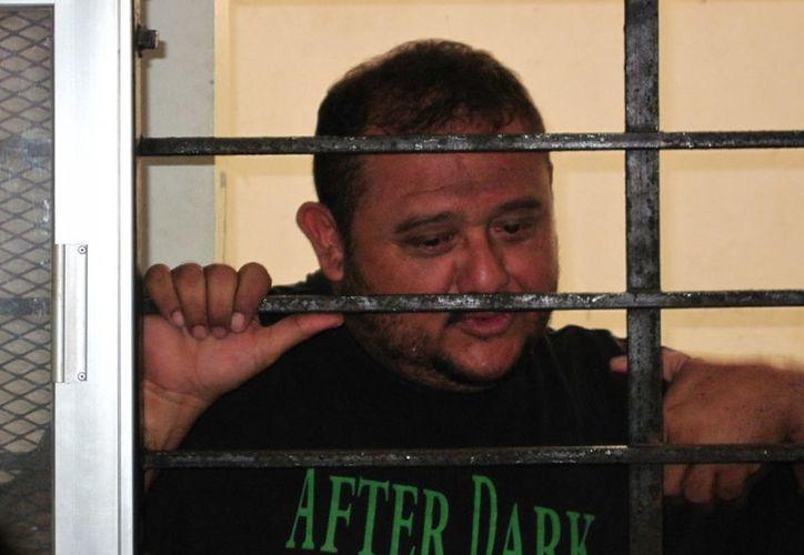 """""""Dick Tracy"""" enfrentaba el delito de cohecho en el Juzgado Segundo Penal pero su abogado pagó la fianza. (SIPSE)"""