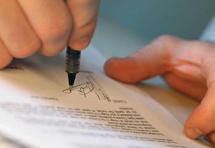 En septiembre pueden aprovecharse descuentos para la elaboración de un testamento que de certeza jurídica a tus herederos. (Archivo/Dinero en Imagen)